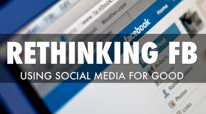 Dr. Beard Asks Students to Think Critically about How They Use Social Media